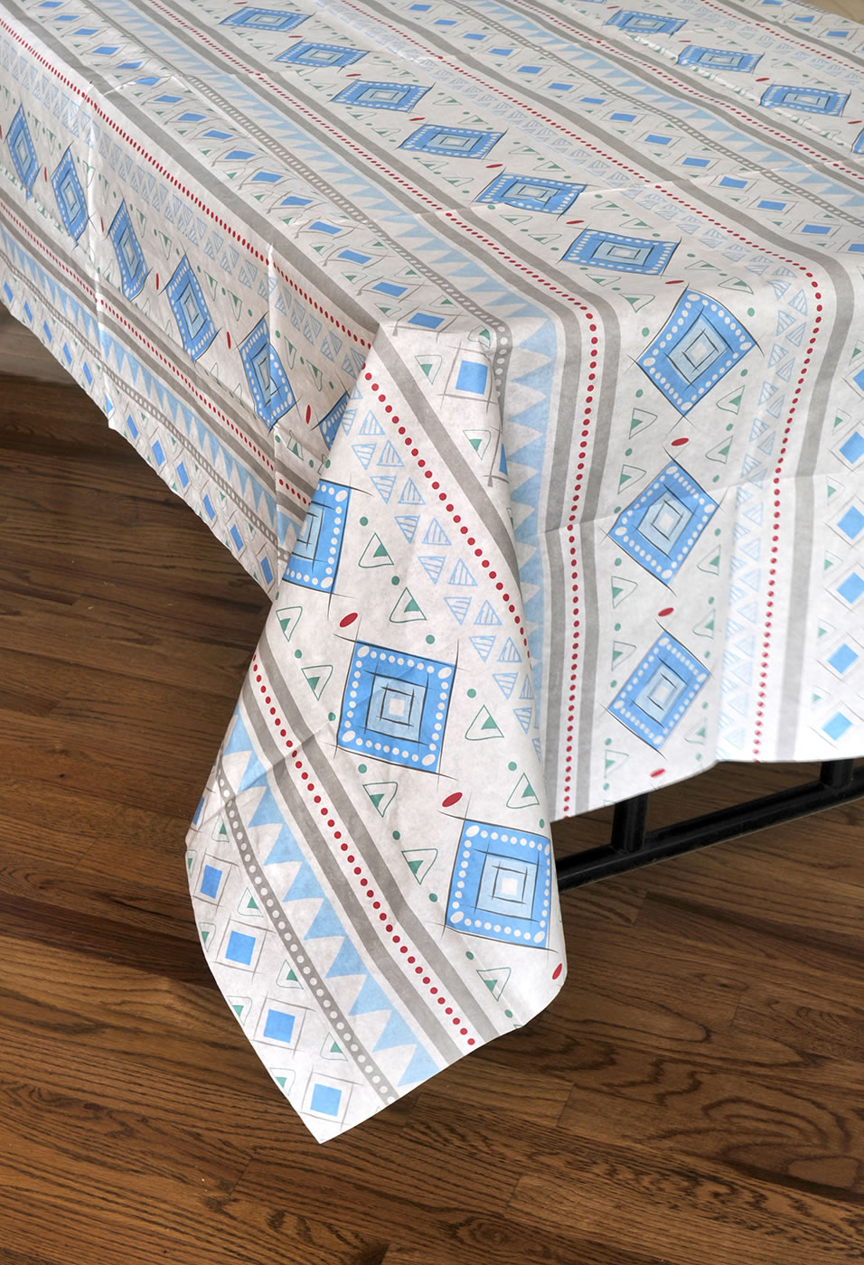 The Adventure Begins BOY Tribal Pattern Tablecover