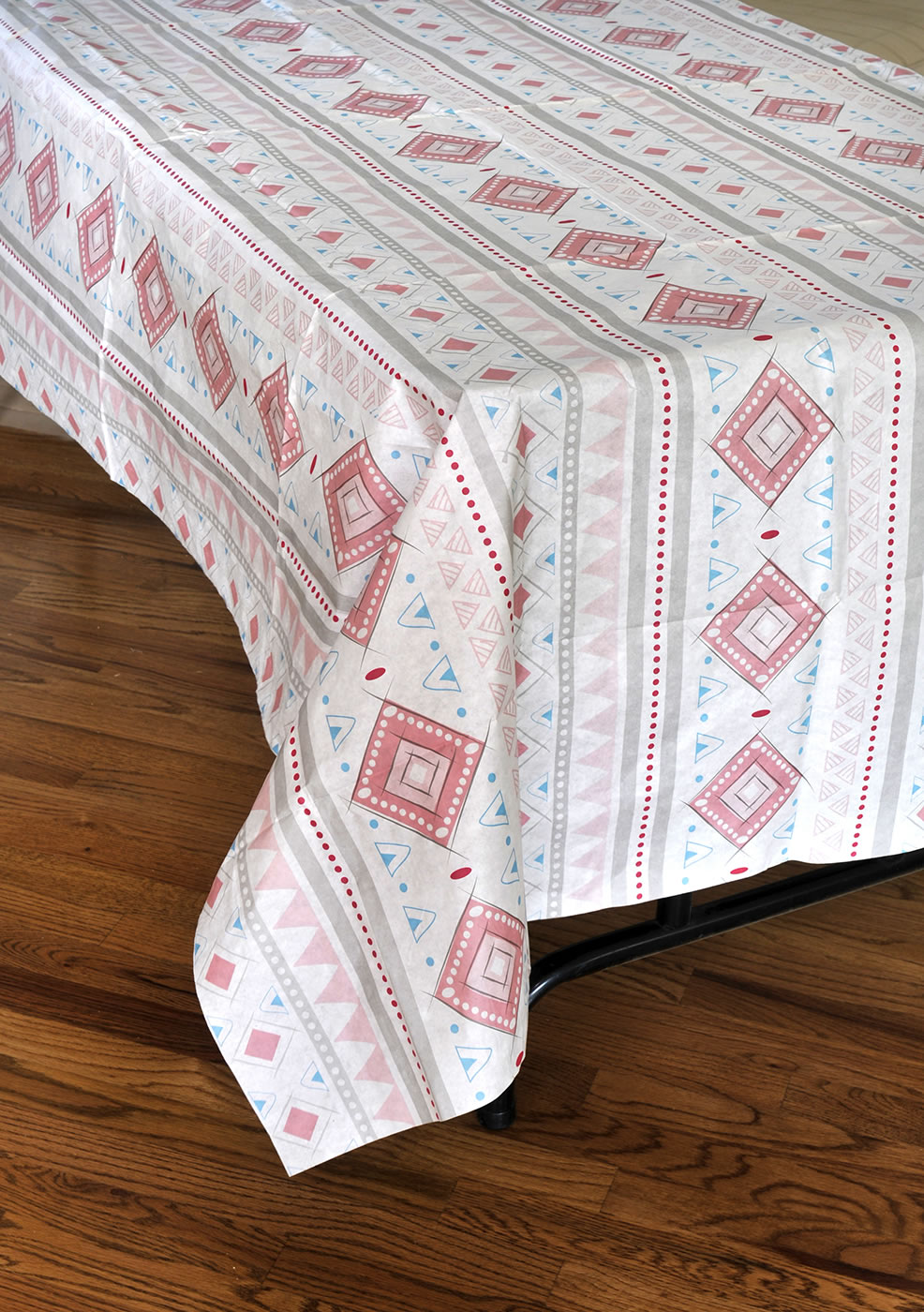 The Adventure Begins GIRL Tribal Pattern Tablecover