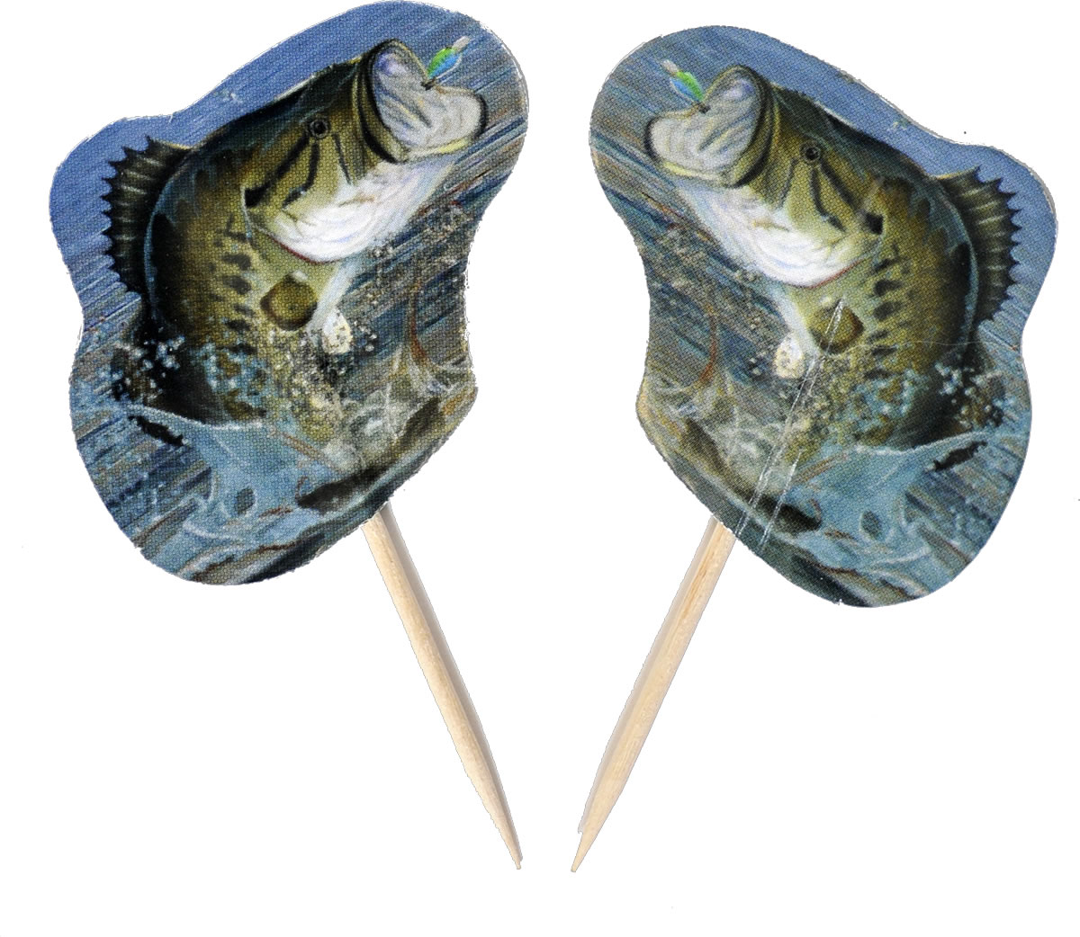 Gone Fishin' Party Picks