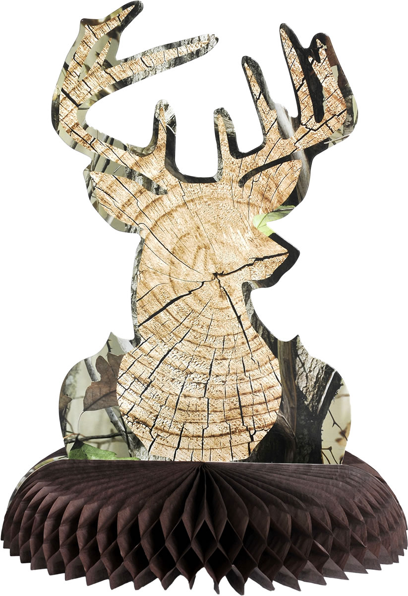 NEXT Camo Centerpiece Buck