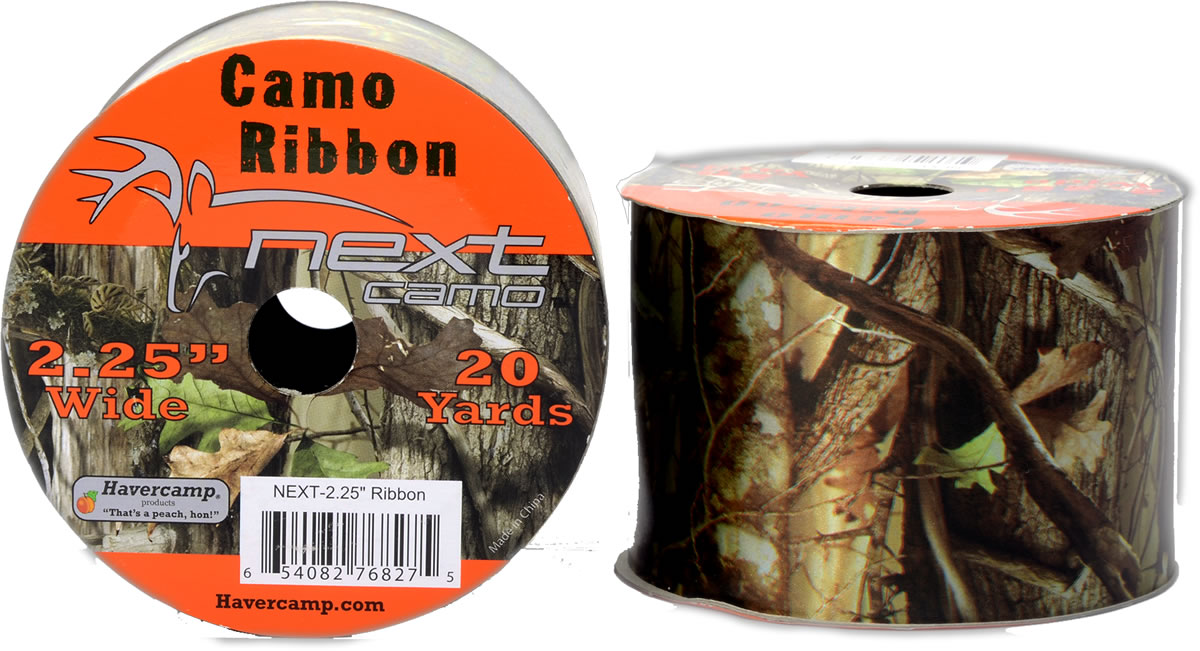 NEXT Camo Ribbon - 2.25