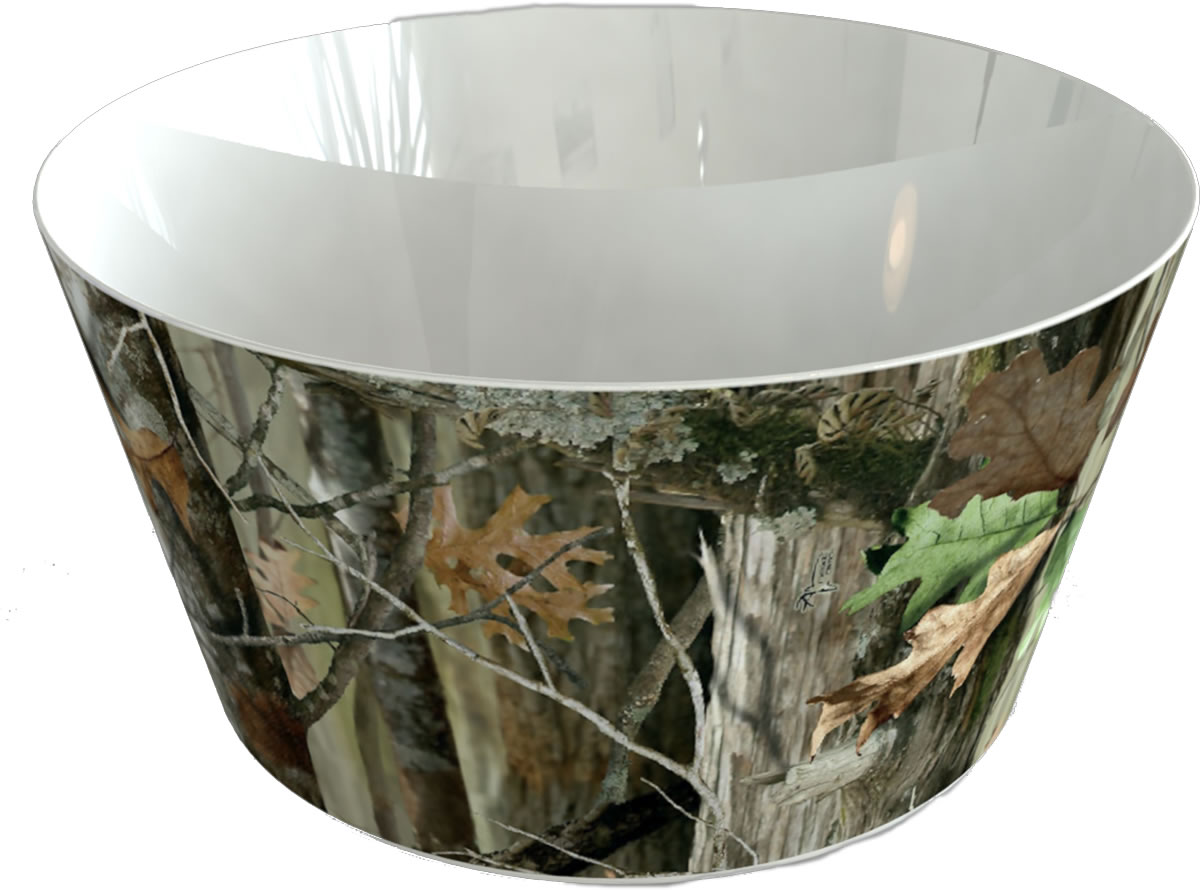 NEXT Camo Serving Bowl