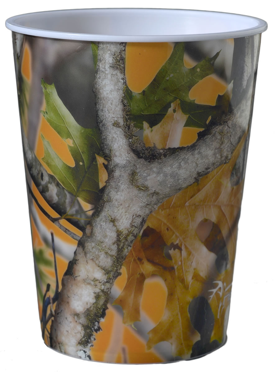NEXT Camo 16 oz Souvenir Cup- Orange Camo