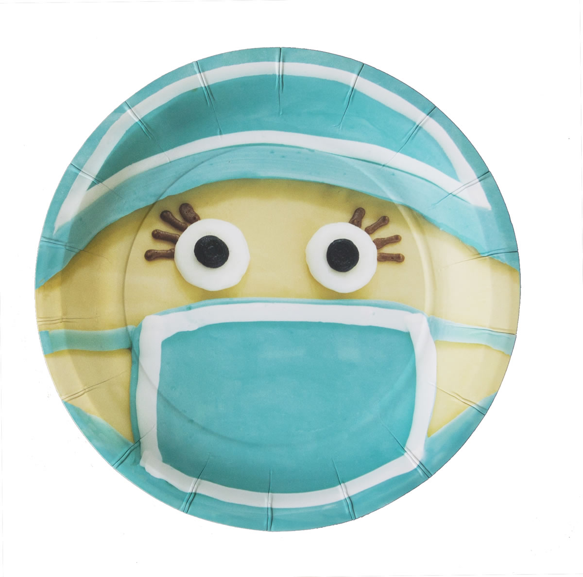 Nurse - Doctor - First Responder Dessert Plates