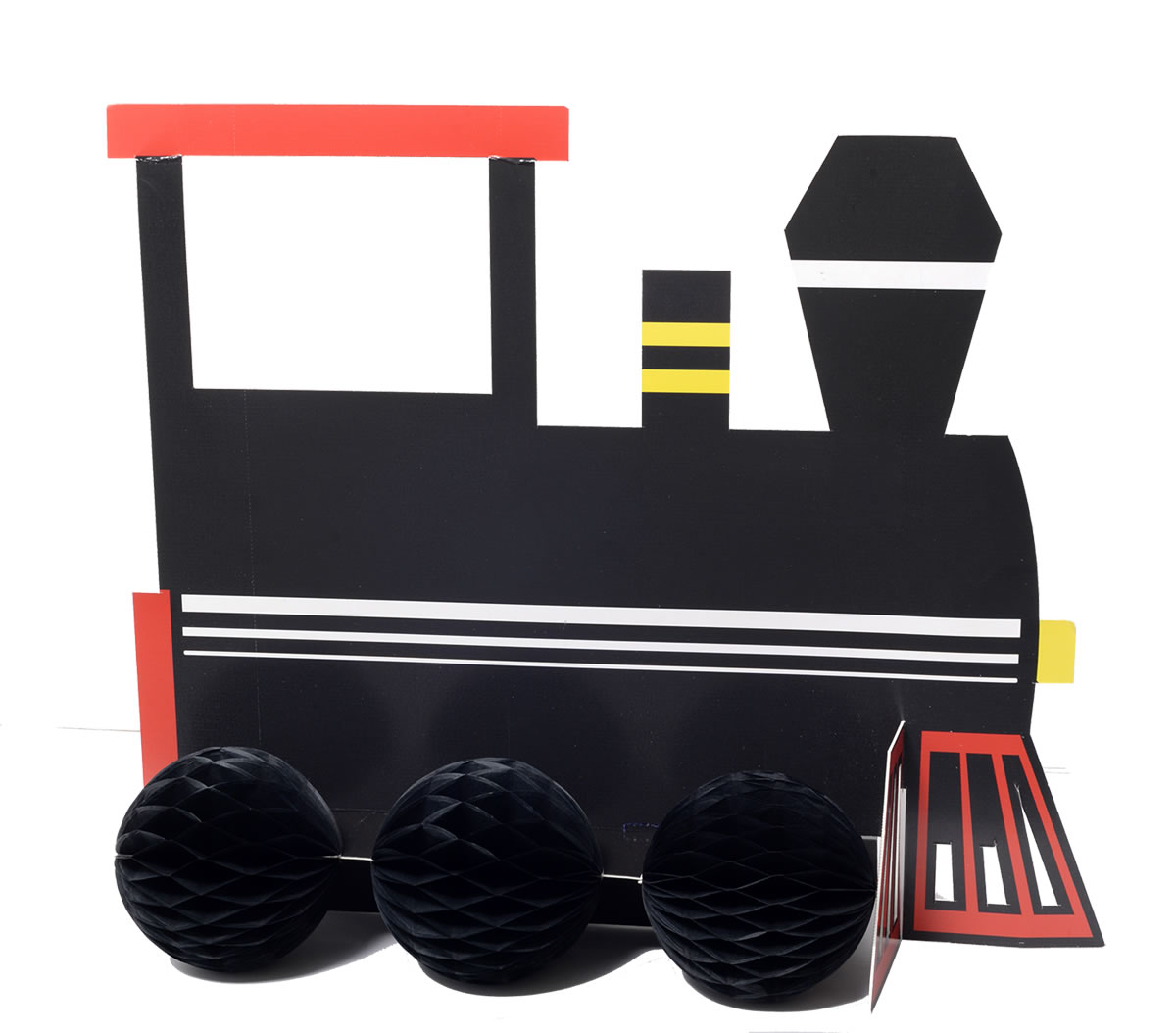 Railroad Centerpiece