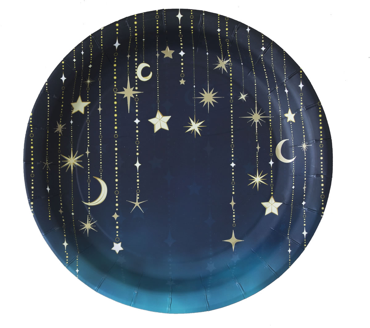 Starry Night Large Plates